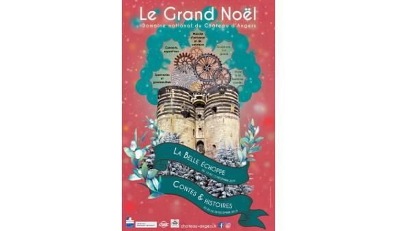 LE GRAND NOEL au Château d'Angers (49)